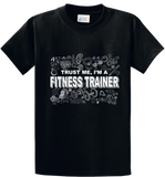 Trust Me I'm A Fitness Trainer - Zapbest2  - 1