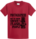 Photographers Known To Flash People - Zapbest2  - 3
