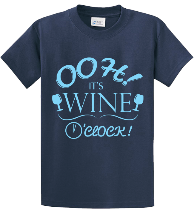 Ooh It's Wine O' Clock - Zapbest2  - 4