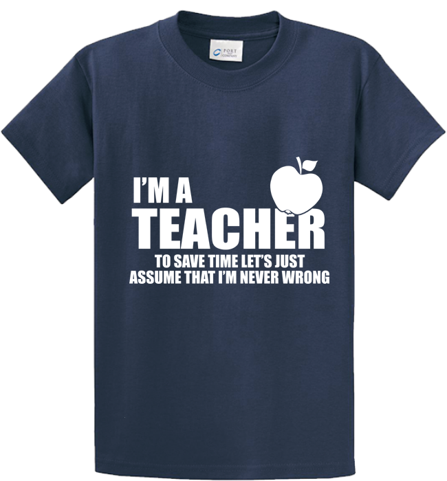 I'm A Teacher - Zapbest2  - 3