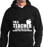 I'm A Teacher - Zapbest2  - 5