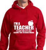 I'm A Teacher - Zapbest2  - 6