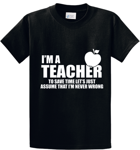 I'm A Teacher - Zapbest2  - 1