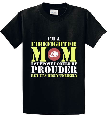 Fire Fighter Mom - Zapbest2  - 1