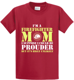 Fire Fighter Mom - Zapbest2  - 2