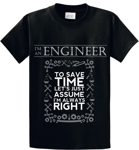 I'm An Engineer - Zapbest2  - 1