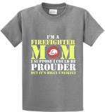Fire Fighter Mom - Zapbest2  - 6