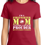 Fire Fighter Mom - Zapbest2  - 8