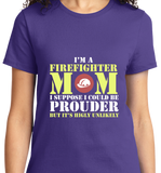 Fire Fighter Mom - Zapbest2  - 10