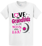 Love Grand kids - Moon & Back - Zapbest2  - 7