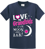 Love Grand kids - Moon & Back - Zapbest2  - 4