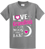 Love Grand kids - Moon & Back - Zapbest2  - 6