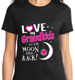 Love Grand kids - Moon & Back - Zapbest2  - 5