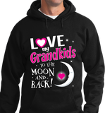 Love Grand kids - Moon & Back - Zapbest2  - 3
