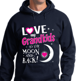 Love Grand kids - Moon & Back - Zapbest2  - 10