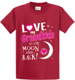 Love Grand kids - Moon & Back - Zapbest2  - 2