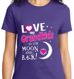 Love Grand kids - Moon & Back - Zapbest2  - 11