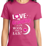 Love Grand kids - Moon & Back - Zapbest2  - 12