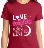 Love Grand kids - Moon & Back - Zapbest2  - 9
