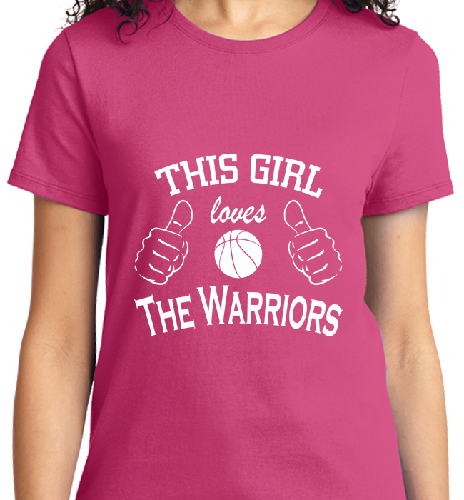Girl Loves The Warriors - Zapbest2  - 11