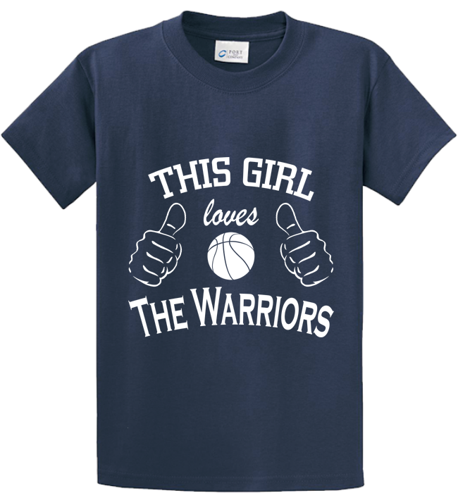Girl Loves The Warriors - Zapbest2  - 3