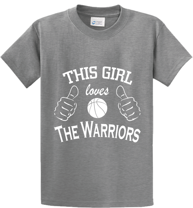 Girl Loves The Warriors - Zapbest2  - 4