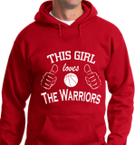 Girl Loves The Warriors - Zapbest2  - 6