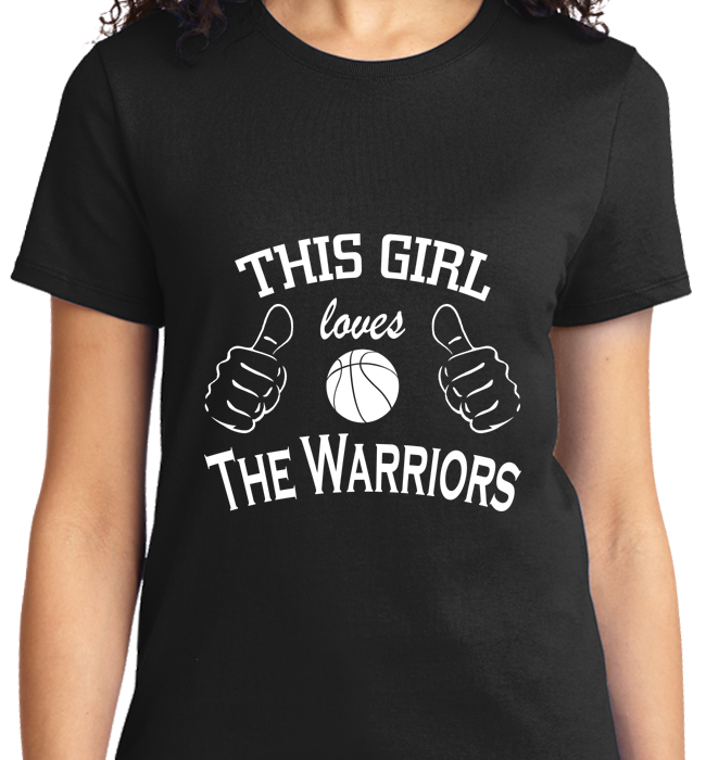 Girl Loves The Warriors - Zapbest2  - 8