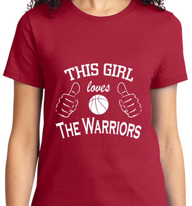Girl Loves The Warriors - Zapbest2  - 9