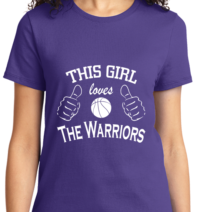 Girl Loves The Warriors - Zapbest2  - 10