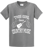 Girl Loves Country Music - Zapbest2  - 4