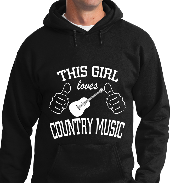 Girl Loves Country Music - Zapbest2  - 5