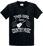 Girl Loves Country Music