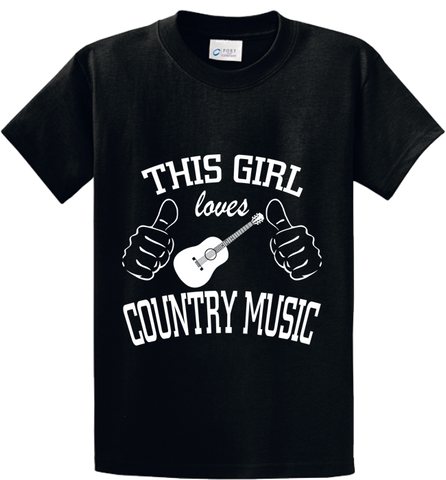 Girl Loves Country Music - Zapbest2  - 1
