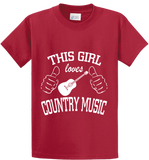 Girl Loves Country Music - Zapbest2  - 2