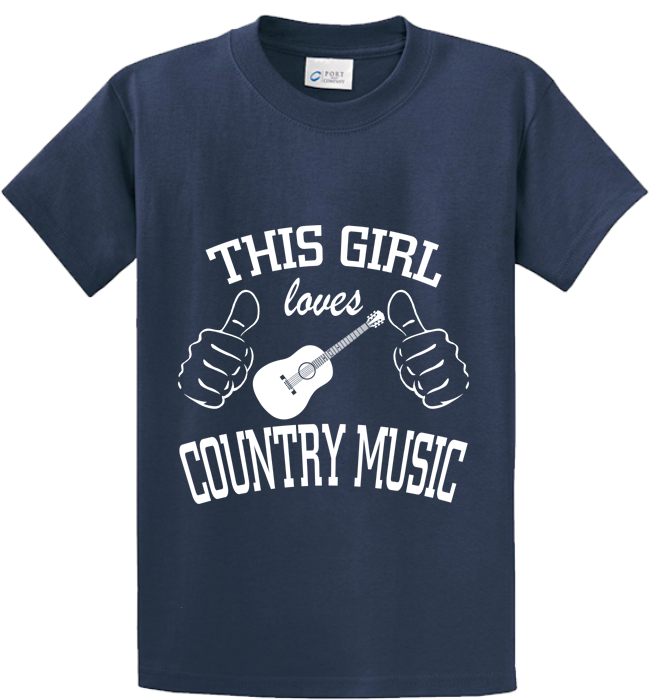 Girl Loves Country Music - Zapbest2  - 3
