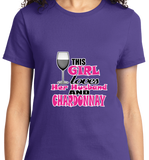 Girl Loves Husband & Chardonnay - Zapbest2  - 11