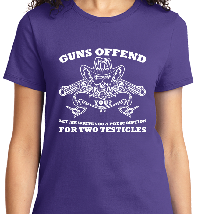 Guns Offend - Zapbest2  - 10