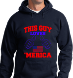 Guy Loves 'Merica - Zapbest2  - 8