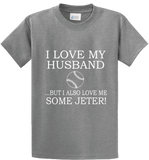 I Love My Husband & Jeter - Zapbest2  - 4