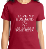 I Love My Husband & Jeter - Zapbest2  - 9