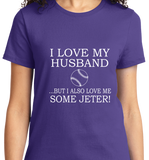 I Love My Husband & Jeter - Zapbest2  - 10