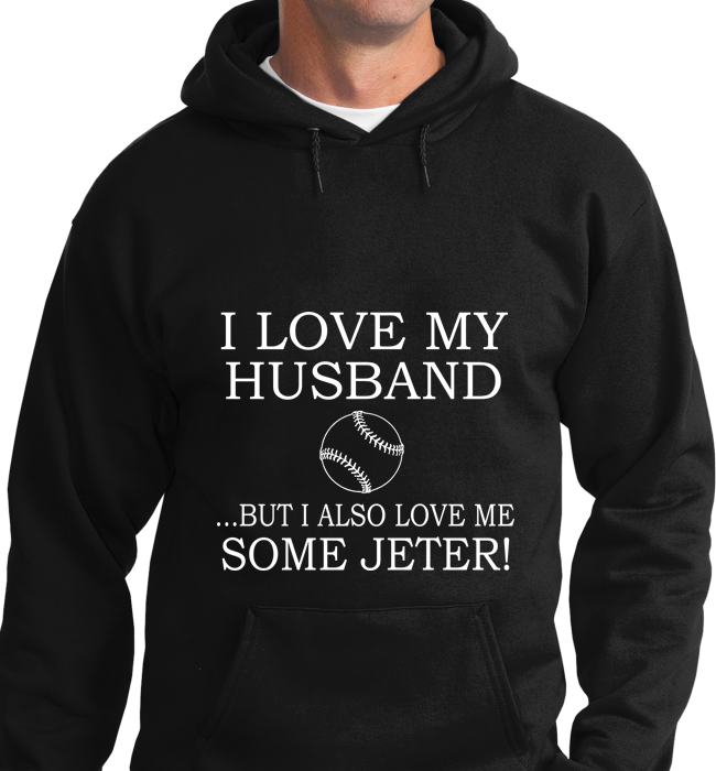 I Love My Husband & Jeter - Zapbest2  - 5