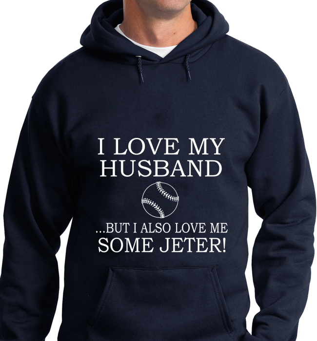 I Love My Husband & Jeter - Zapbest2  - 7