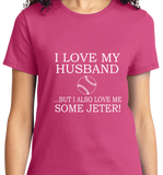 I Love My Husband & Jeter - Zapbest2  - 11