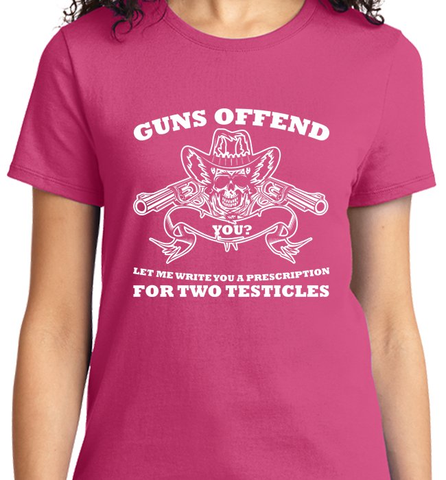 Guns Offend - Zapbest2  - 11