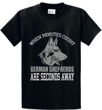 German Shepherds Are Seconds Away - Zapbest2  - 1