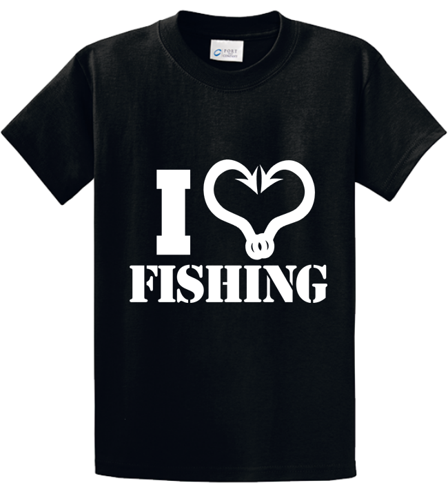 I Love Fishing - Zapbest2  - 1