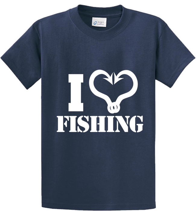 I Love Fishing - Zapbest2  - 3