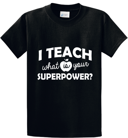 I Teach.. Your Super Power? - Zapbest2  - 1